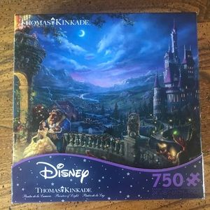 Other - Disney Beauty and the Beast Puzzle 🧩